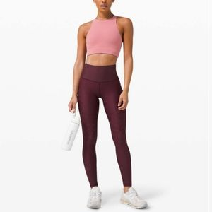 """Lululemon Mapped Out High Rise Tight 28"""" Leggings"""